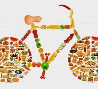 cykelmadkulhydrat